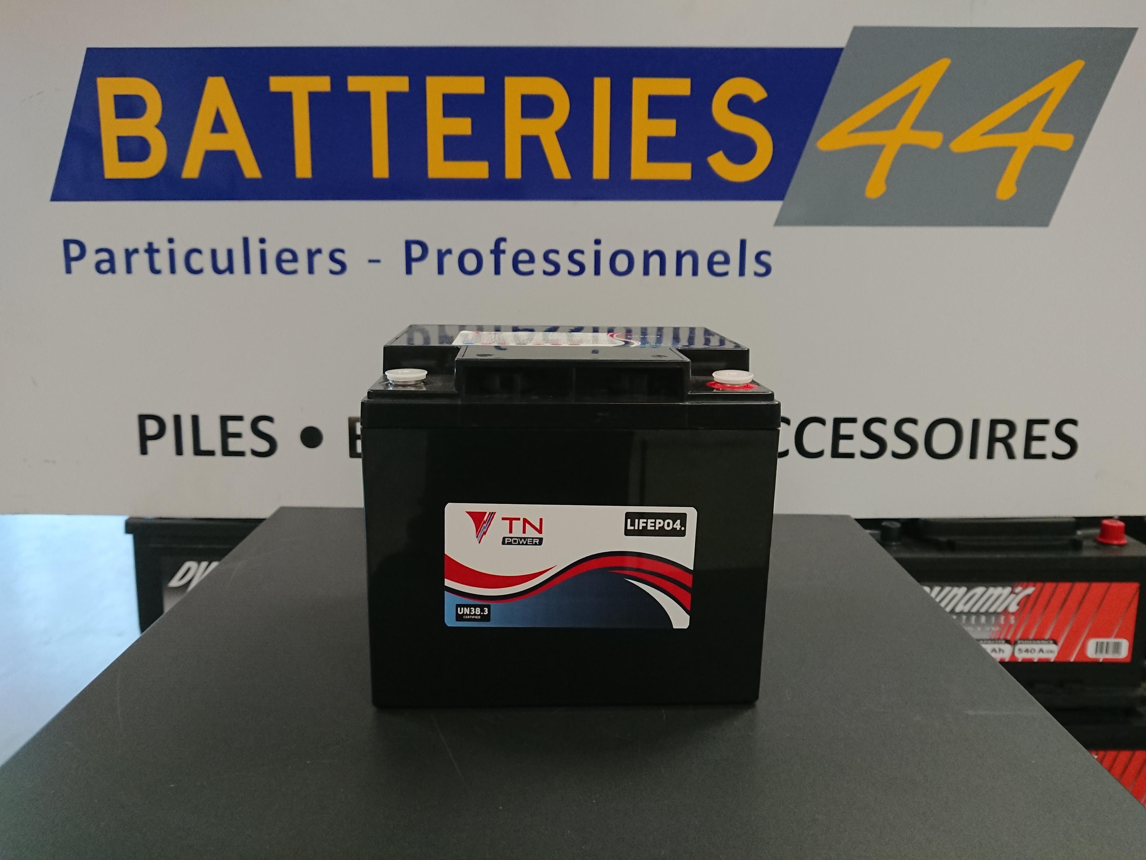 Batterie décharge lente...