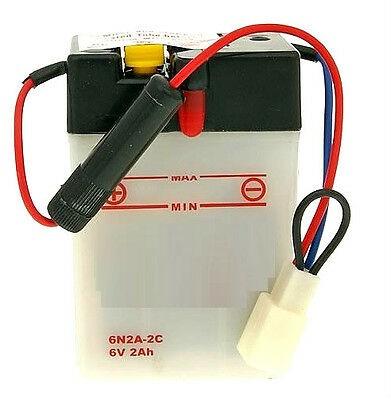 Batterie moto KYOTO 6N2A-2C...