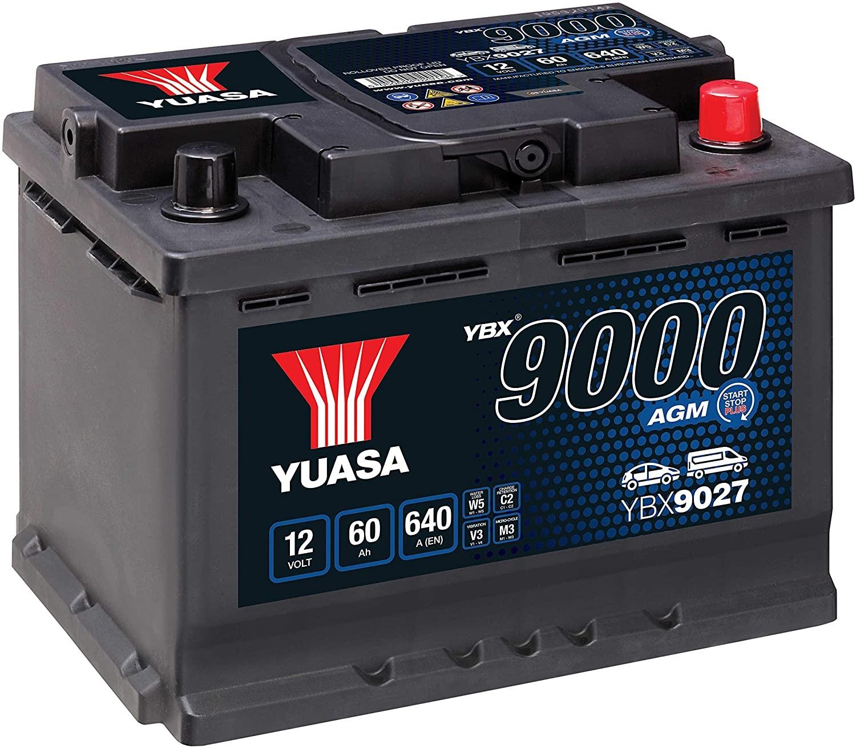 Batterie Yuasa AGM Start &...