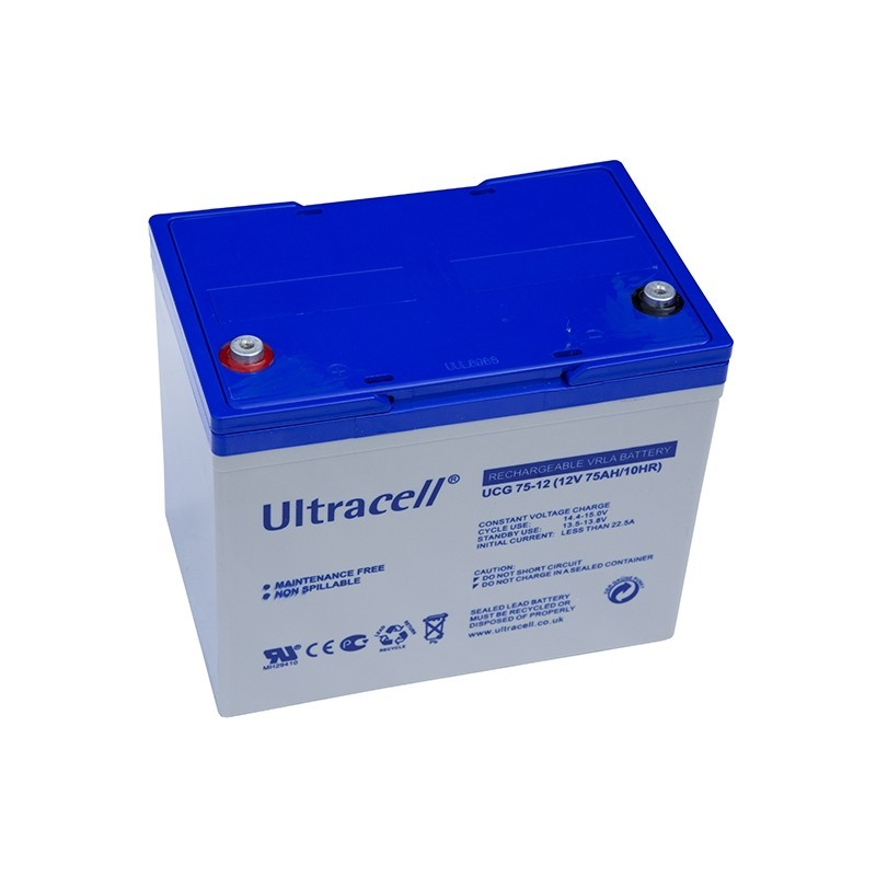 Batterie GEL Ultracell...