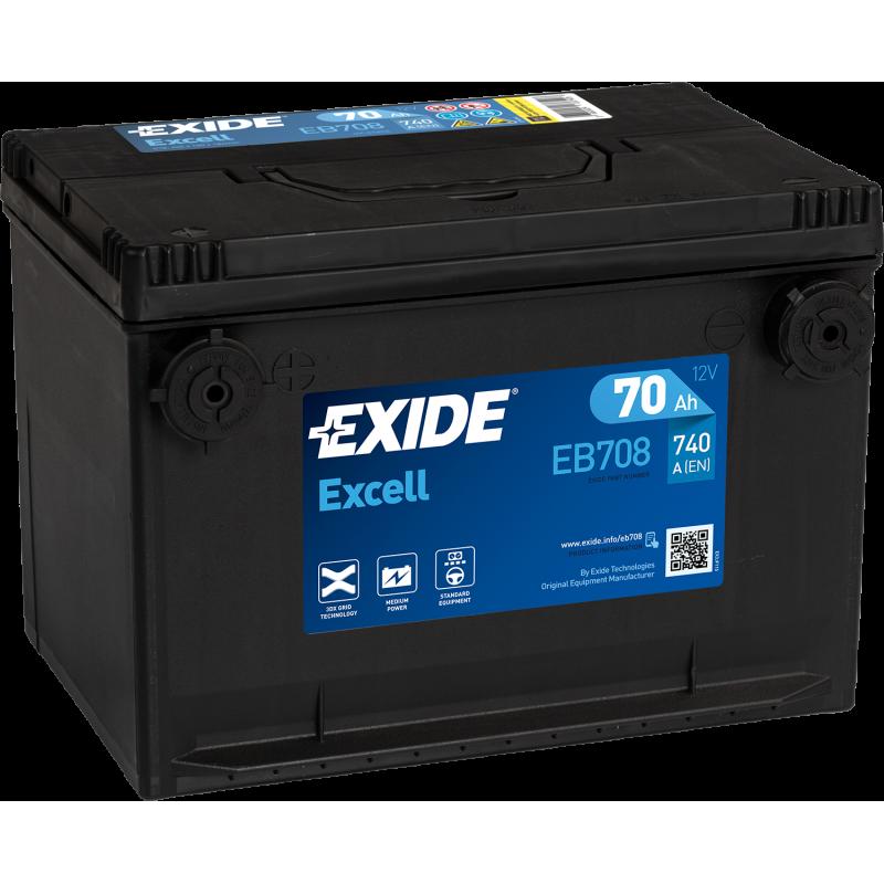 Batterie démarrage US EXIDE...