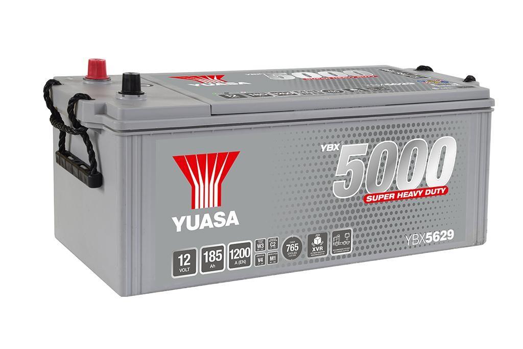 BATTERIE YUASA YBX5629...