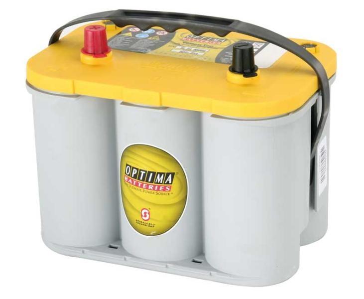 Batterie OPTIMA AGM Yellow...
