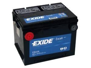 Batterie bornes US EXIDE...