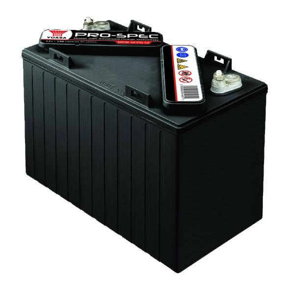 Batterie YUASA DCB1275-12...