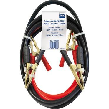 Câble de démarrage GYS PRO...