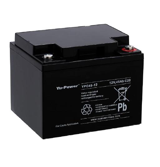 Batterie Yuasa YPC55-12 12V...