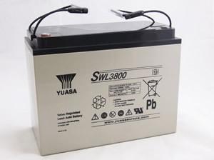 Batterie Yuasa SWL 3800 12V...