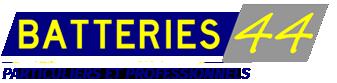 Logo Batteries 44